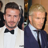 Does David look better as a dirty blond or bleached babe?