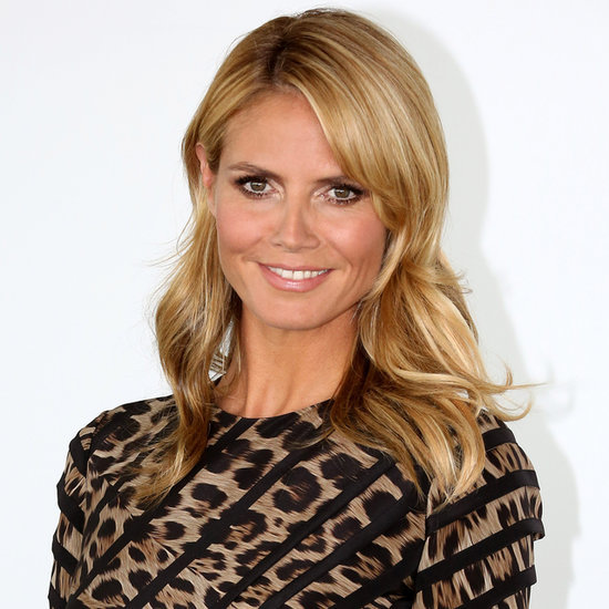 See Heidi Klum When She Was Just 13 Years Old