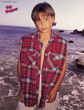 Meanwhile, Nobody Rocked Flannel Like JTT