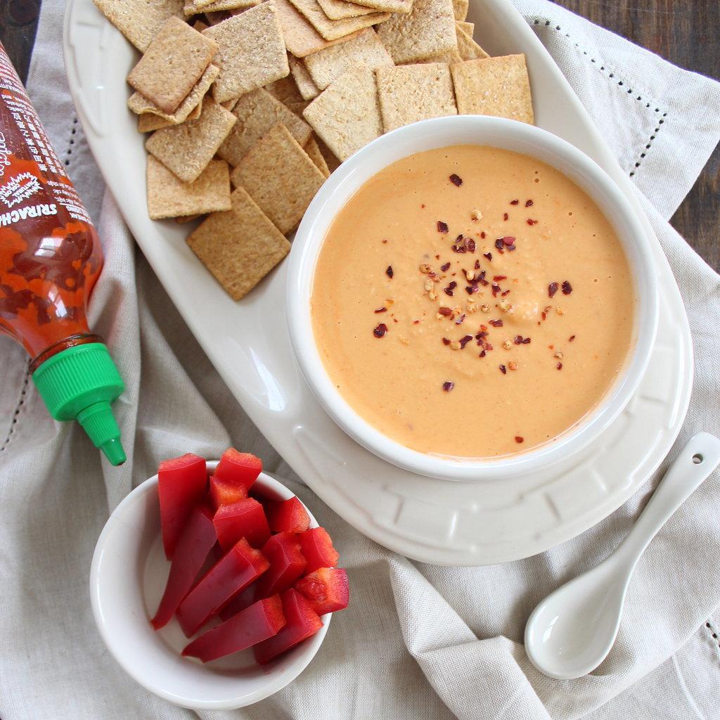 Sriracha Hummus