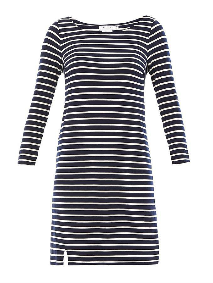 Velvet by Graham & Spencer Striped Dress