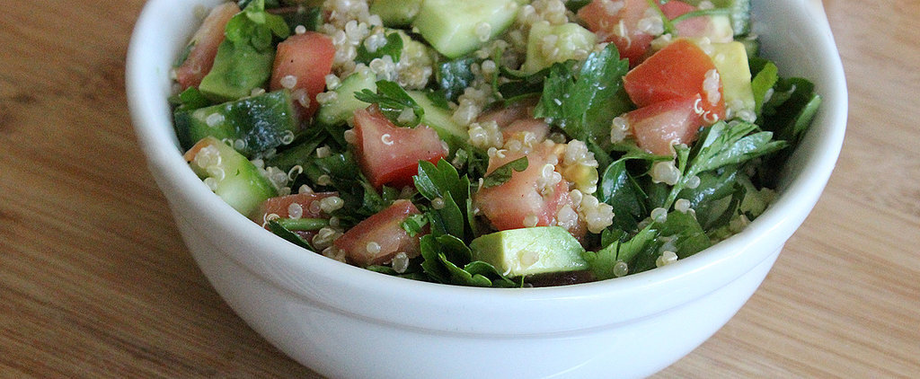 The Simple Quinoa Salad That Jennifer Aniston Loves