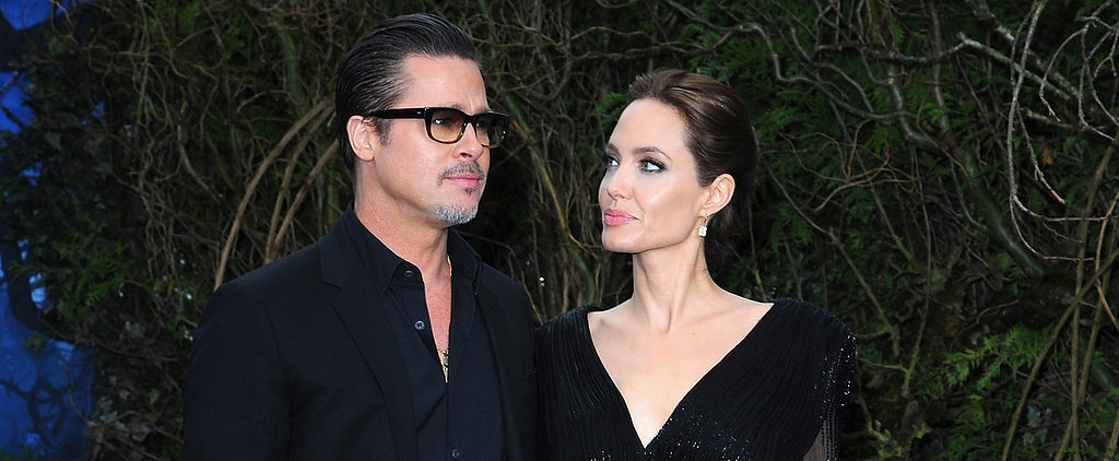 "Angelina Jolie Finds Wedding Planning Is ""Hysterical"""