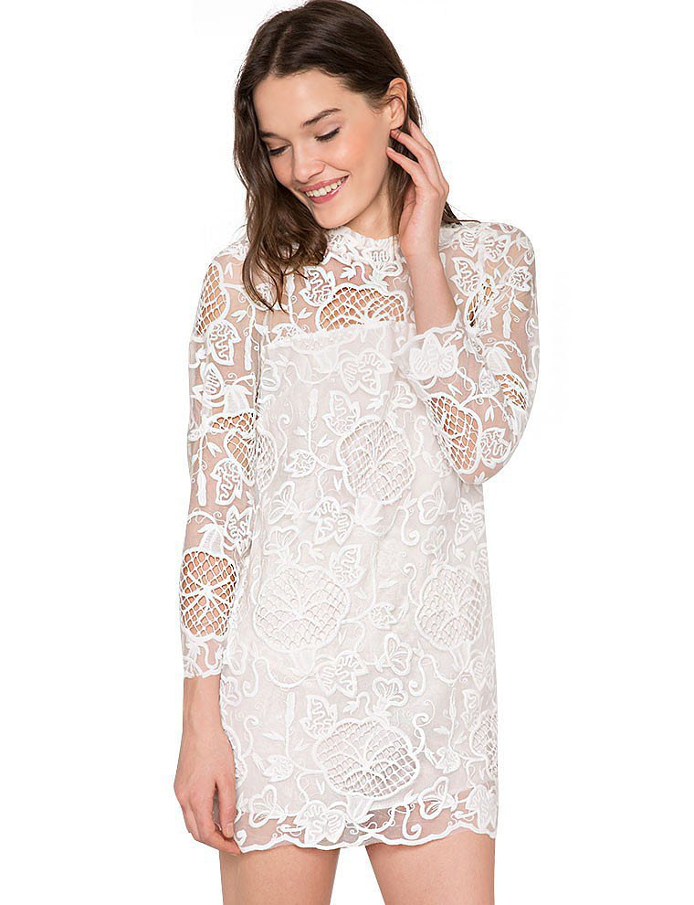 Pixie Market Lace Dress