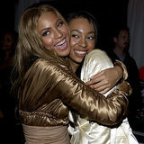 Cute Beyonce and Solange Knowles Pictures