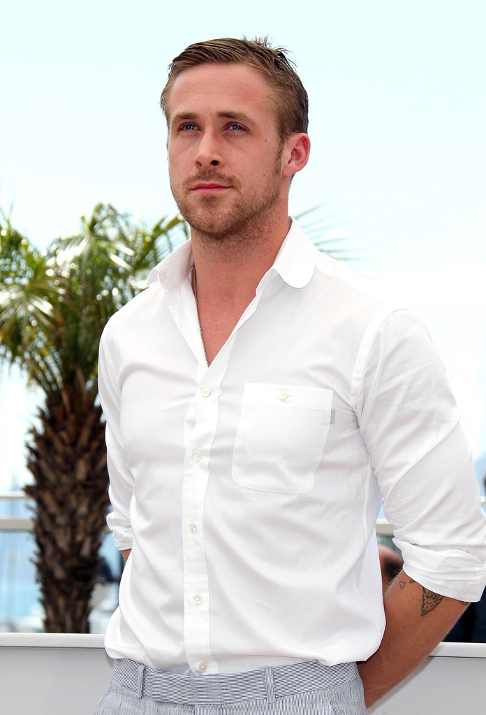Ryan Gosling Looking Even Hotter at Cannes