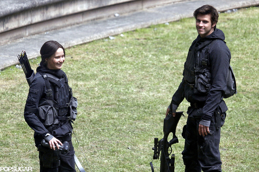 The Hunger Games Drama Won't Bring Jennifer and Liam Down