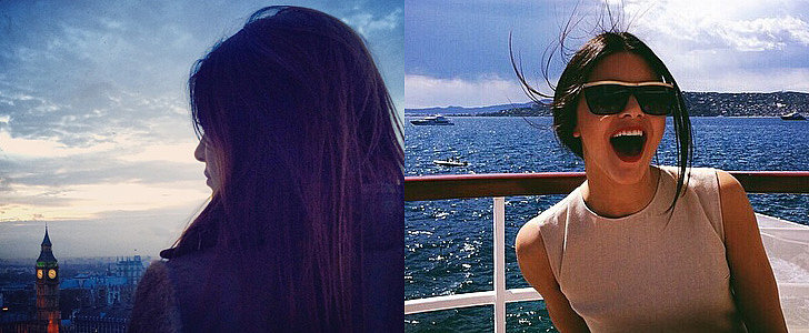 Go Around the World With Kendall Jenner