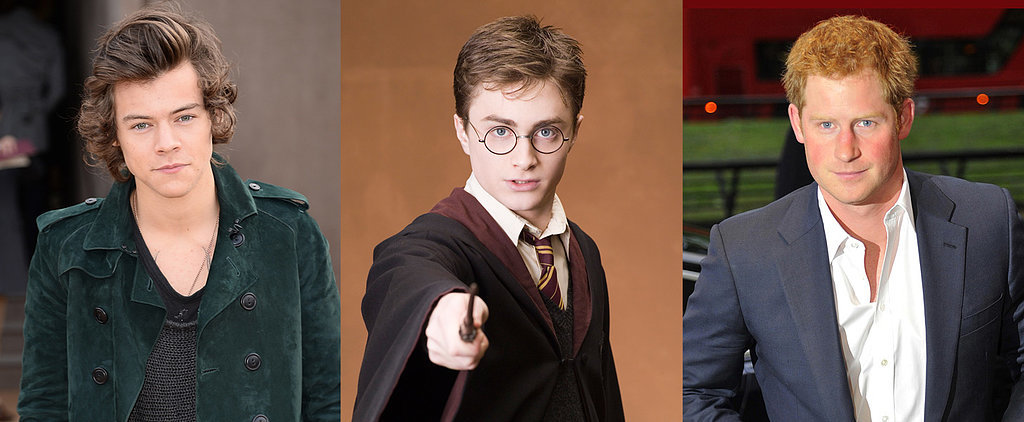 Quiz: Which Harry Should Be Your Homey?
