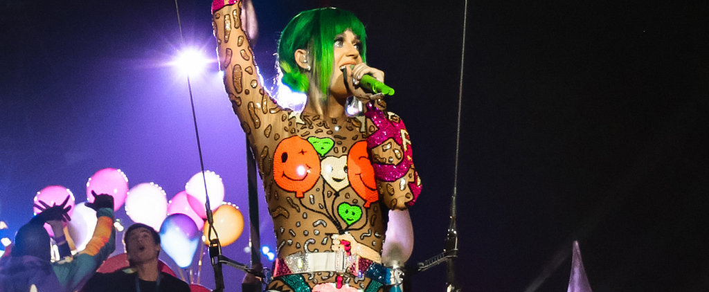 Katy Perry Gets Into Her Birthday Suit For the Billboards