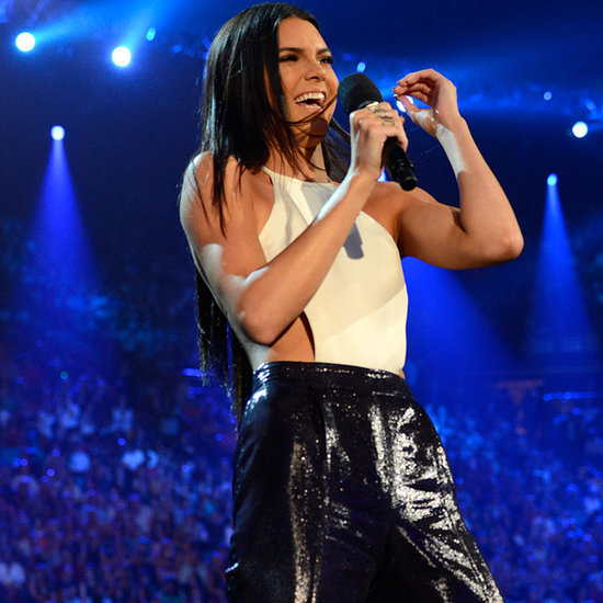 Kendall Jenner Has a Travolta Moment at the Billboard Music Awards