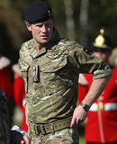 Amid Hookup Rumors, Prince Harry Fulfills His Royal Duties