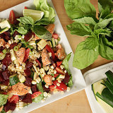The Ivy's Grilled Vegetable Salad Recipe