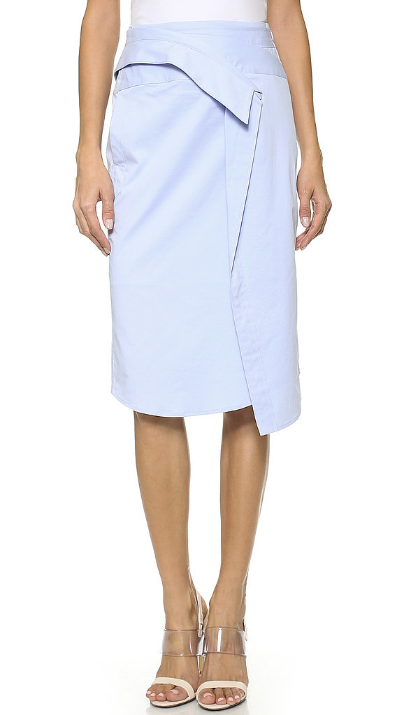 BCBG Wrap Skirt