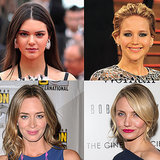Ages of Female Celebrities