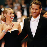 Blake Lively and Ryan Reynolds at Cannes Film Festival 2014