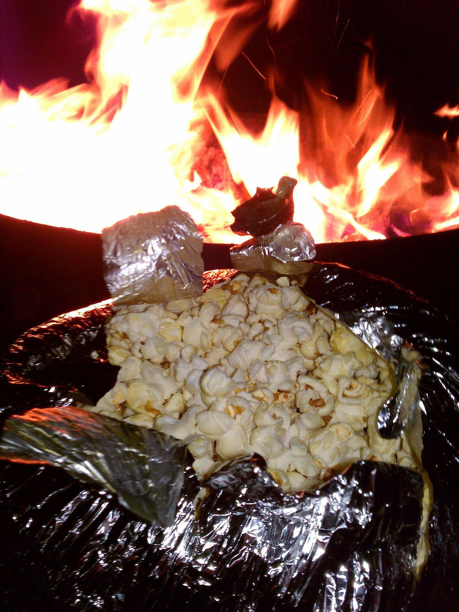 Popcorn Satchels