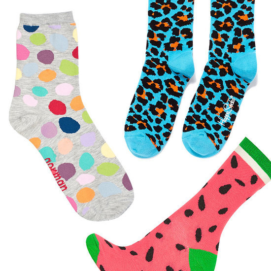 Bright, Printed Affordable Socks to Shop Online