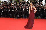 Blake Lively owned the red carpet in a Gucci gown at the opening ceremony.