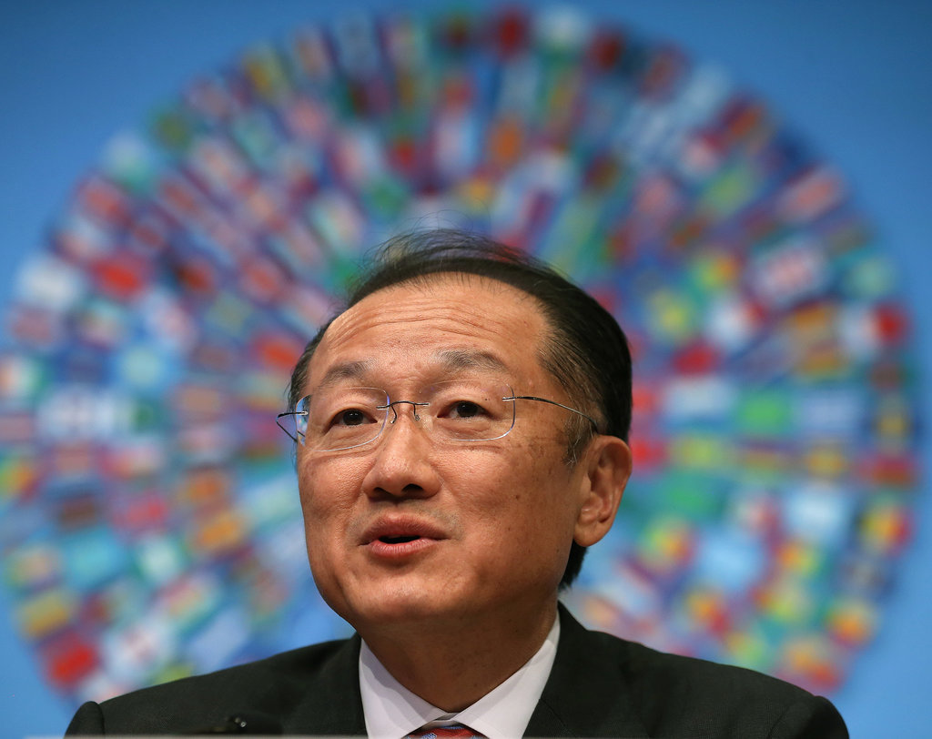 Jim Kim: Become a Leader
