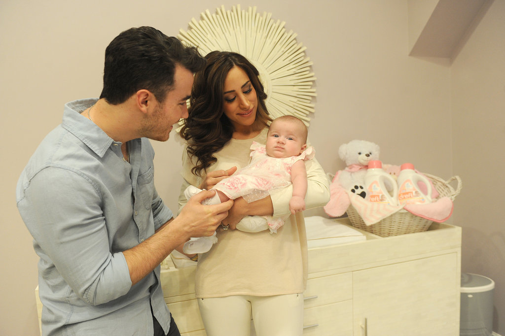 Step Inside Kevin and Danielle Jonas's Sweet Nursery