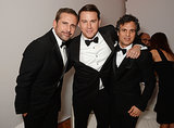 Steve Carell, Channing Tatum, and Mark Ruffalo got together at a Foxcatcher event.