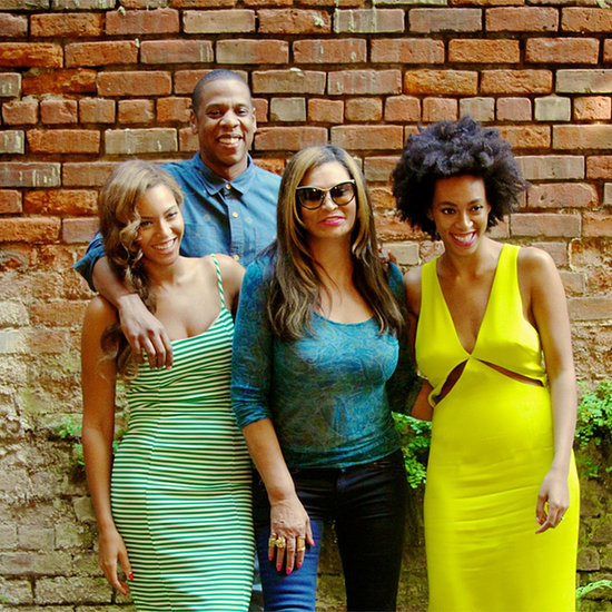 Beyonce Posts New Instagram Picture With Solange Knowles