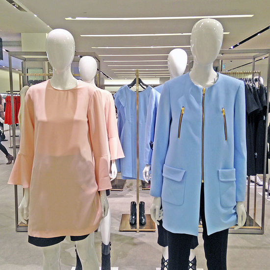 Autumn Winter 2014 Fashion at Myer, Zara, Witchery and Seed
