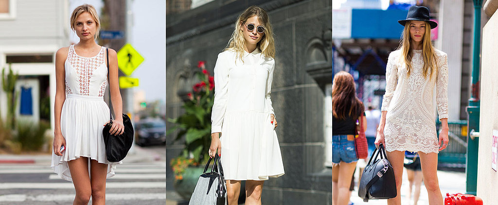 50 Amazing White Dresses to Wear All Summer