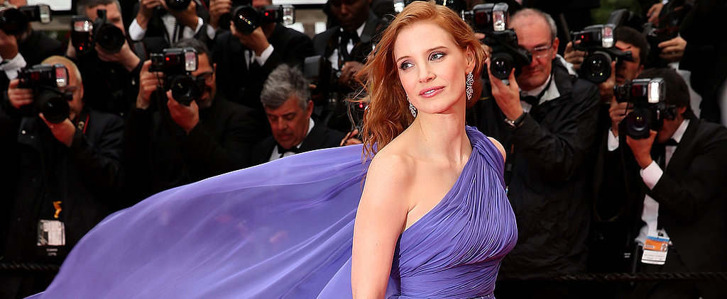 Jessica Chastain on Why She Can't Get Enough of James McAvoy
