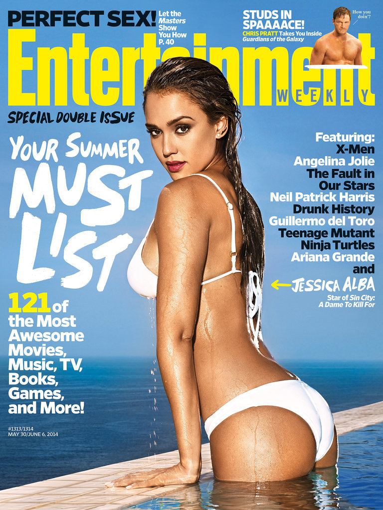 Jessica Alba Still Has a Bikini Body to Kill For