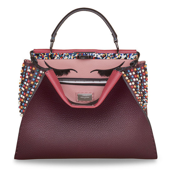 Fendi Peekaboo Project Bags With Cara Delevingne