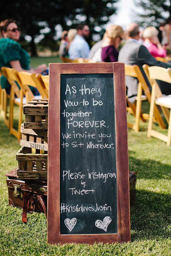 Wedding Hashtag Ideas Popsugar Tech