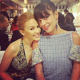 Celebrity Instagram Pictures Week May 23, 2014