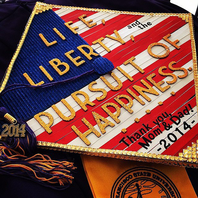 This cap will have you feeling really patriotic.  Source: Instagram user antonettees