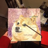 Wow. So much Doge.  Source: Instagram user beejayncompany