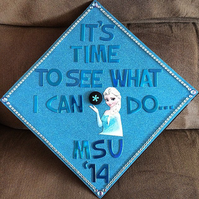 55 Creative Ways to Decorate Your Graduation Cap