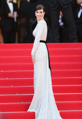 Paz Vega at the Cannes Closing Ceremony