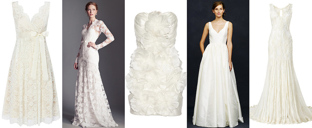 The Best Off-the-Rack Wedding Dresses to Fit All Bridal Budgets