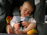 Younger Siblings Don't Have to Nap on the Go