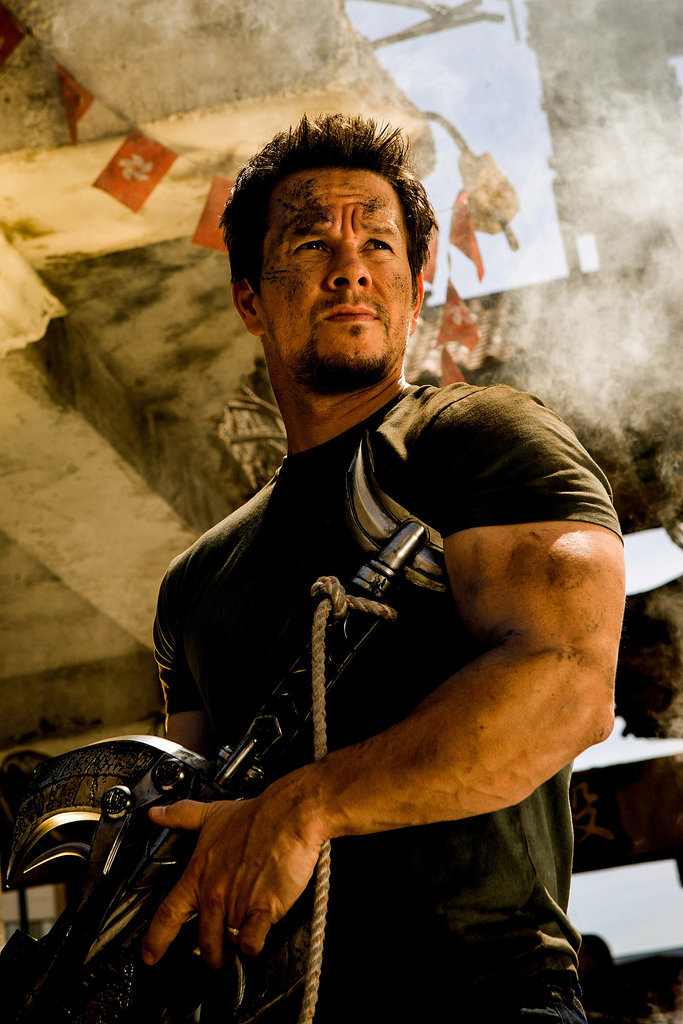 Mark Wahlberg in Transformers: Age of Extinction
