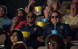 Damon Wayans Jr. and Jake Johnson in Let's Be Cops