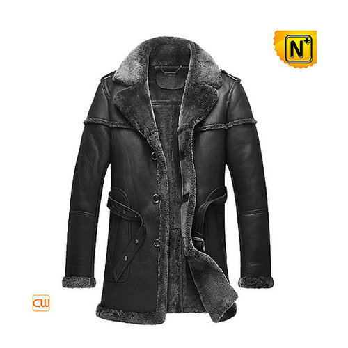 Shearling Coats Men CW878578