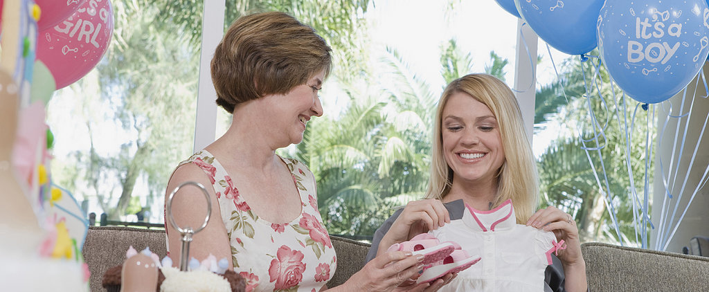 Would You Throw Grandma-to-Be a Baby Shower?