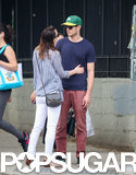 Adam Brody and Leighton Meester Are Still in the Honeymoon Phase
