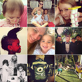 Ivanka, Molly, Beyoncé, and More Celeb Moms Shared Some Sweet Snaps of Their Tots This Week!