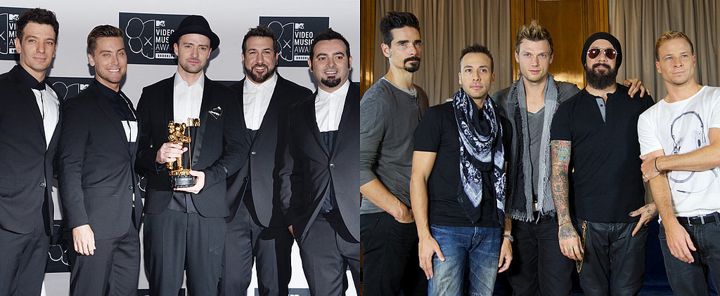 Boy Bands Status Update: Are Your Favorites Reuniting?