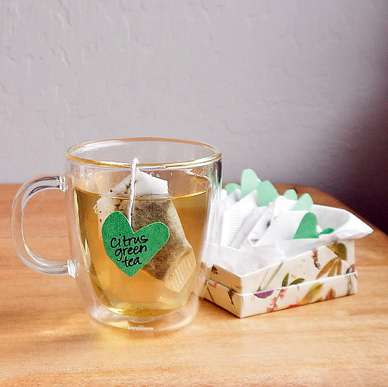 Homemade Tea Bags