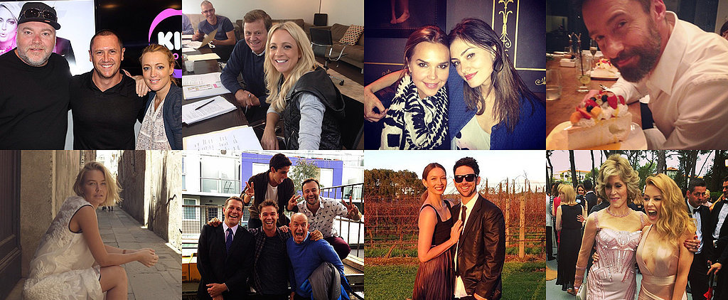 Weddings, Work, Pavlova — It's All in This Week's Set of Cute Candids!