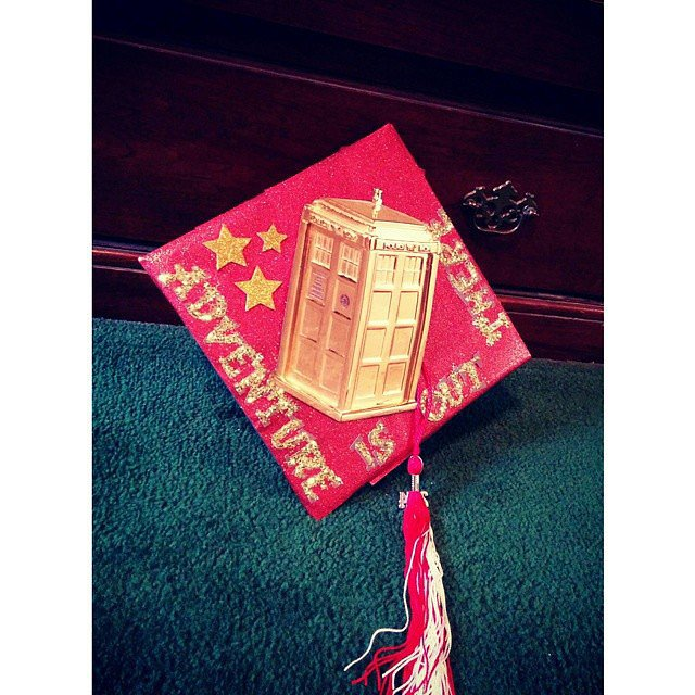 Doctor Who for the win.  Source: Instagram user chelsealizabeth